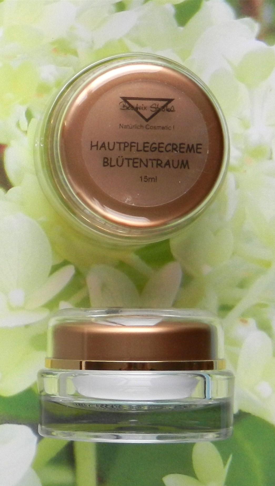 Blütentraum Gesichtscreme