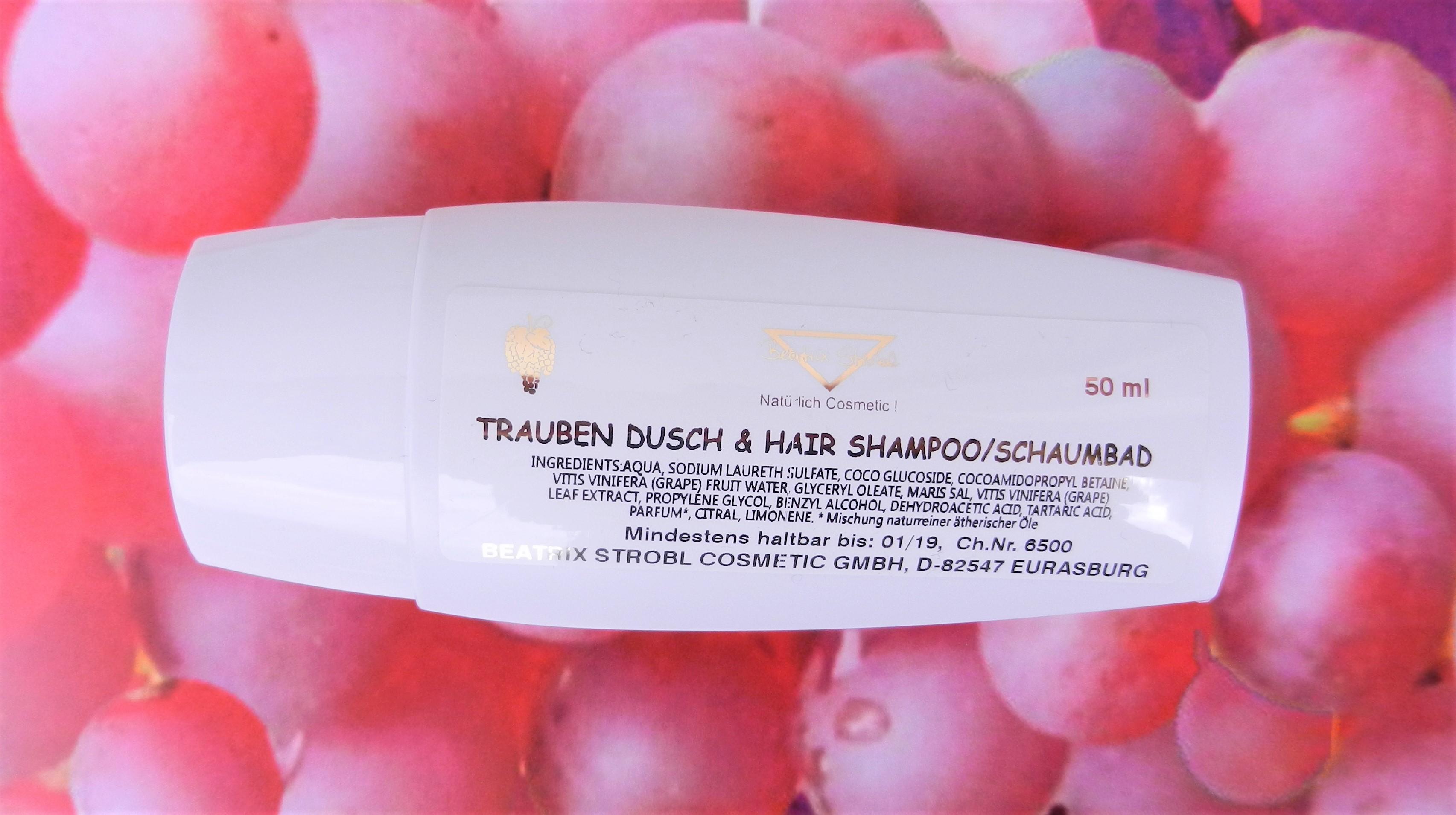 TRAUBEN DUSCH- & HAIR SHAMPOO