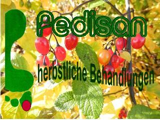 HERBSTLICHES FUßBEHANDLUNGS-SET