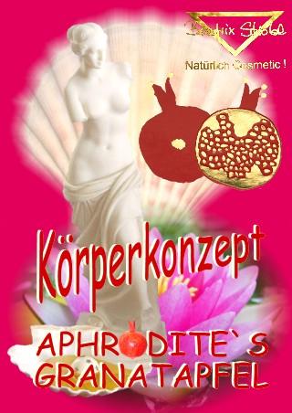 APHRODITE'S GRANATAPFEL KÖRPER-SET