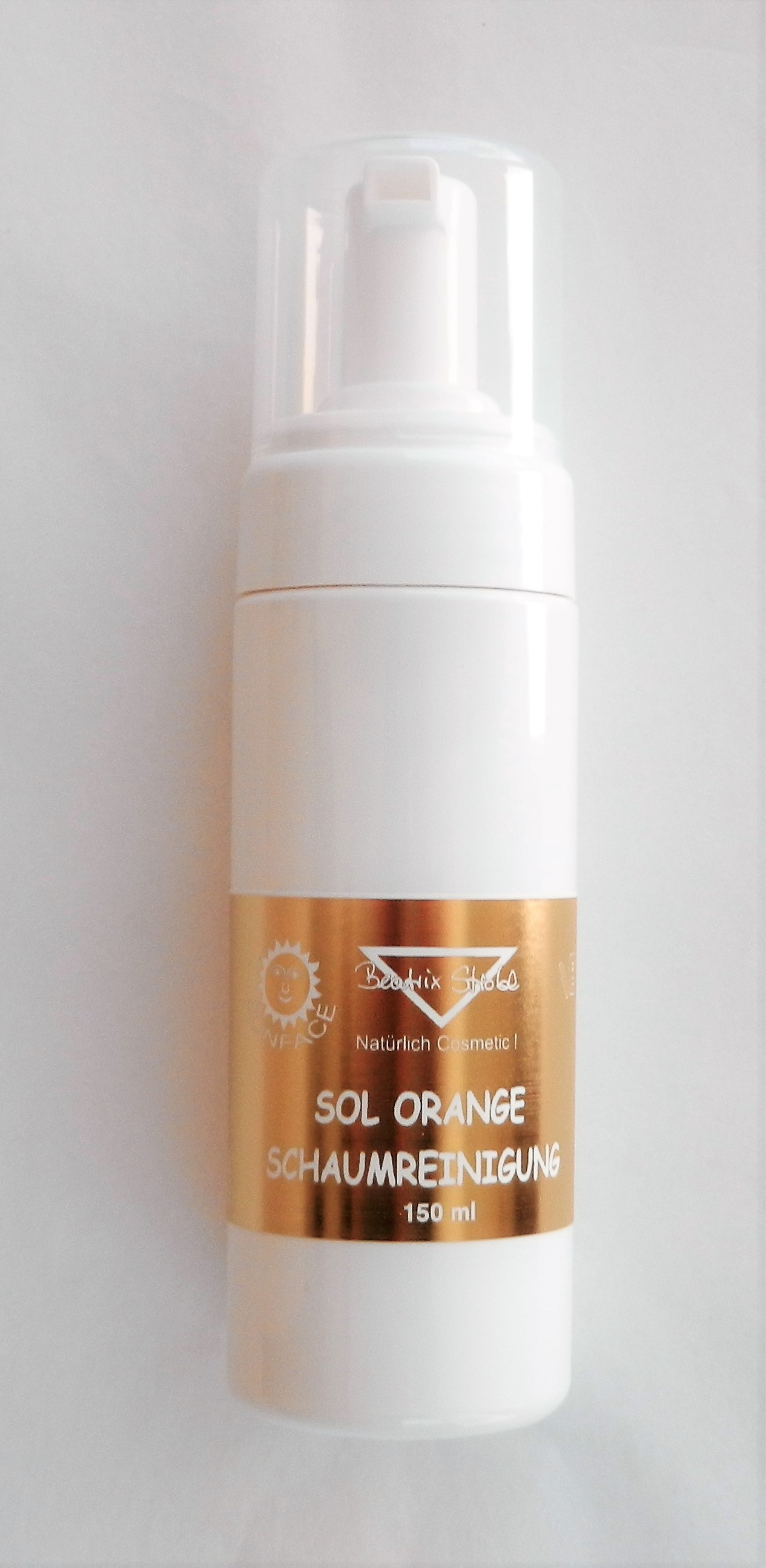 SOL ORANGE SCHAUMREINIGER