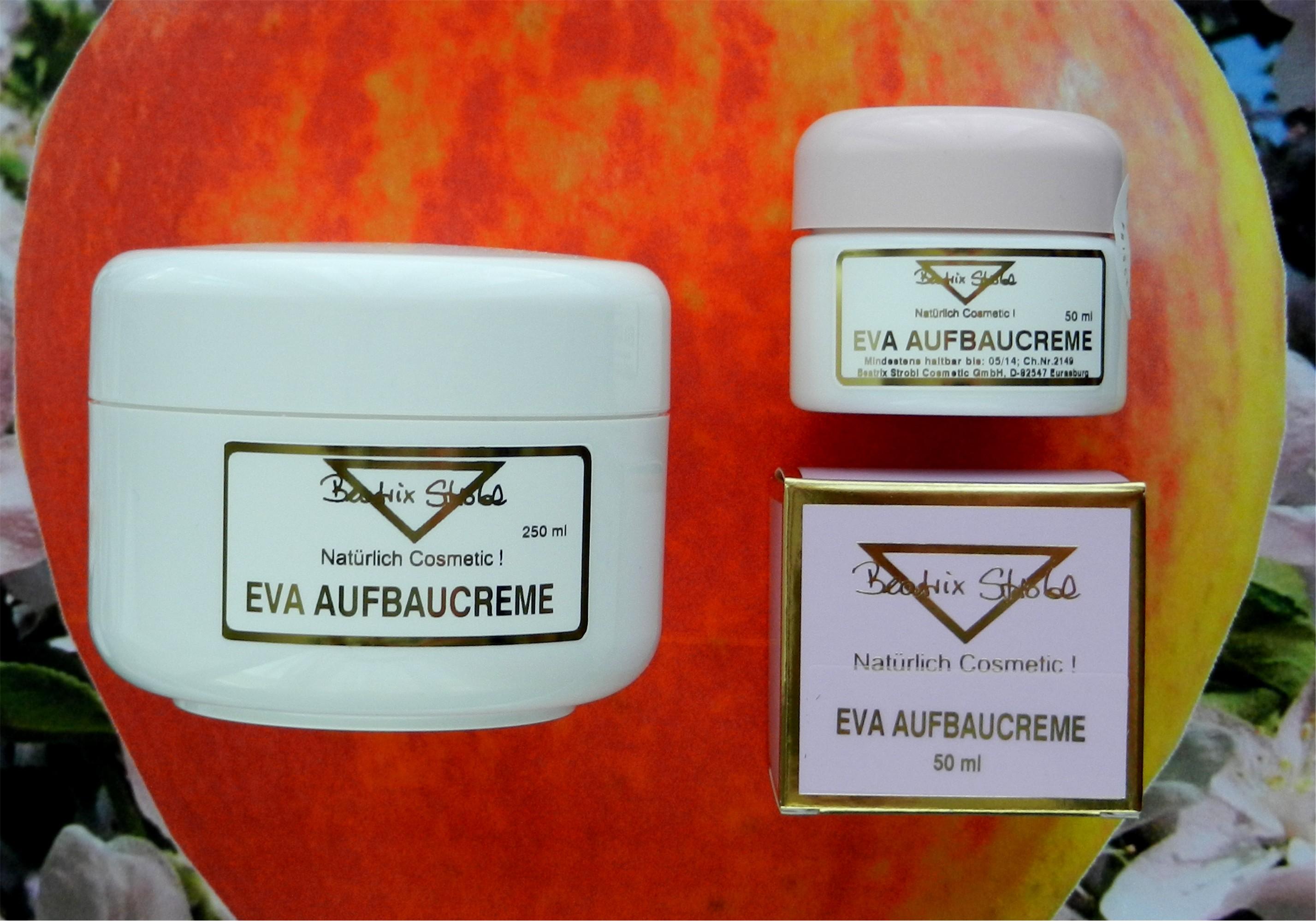 EVA AUFBAUCREME parfümfrei