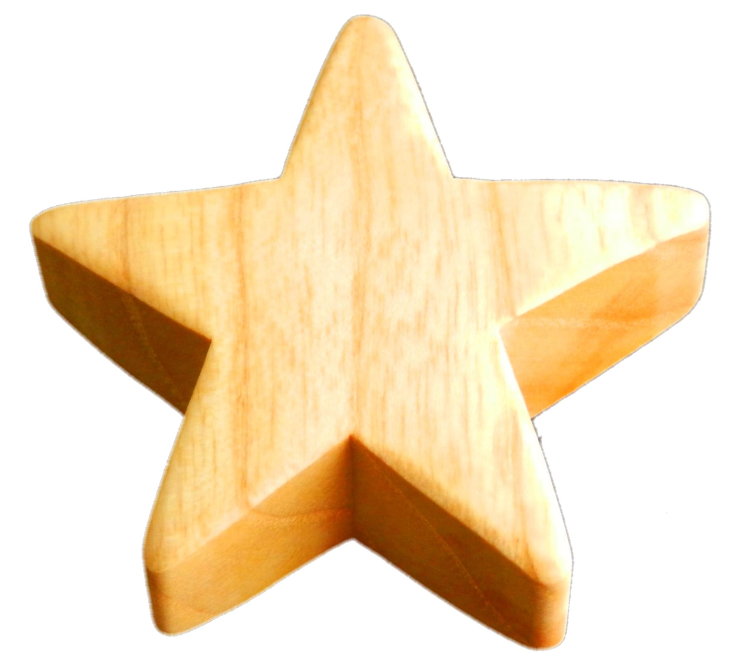 Schmeichel-Massage Holzstern