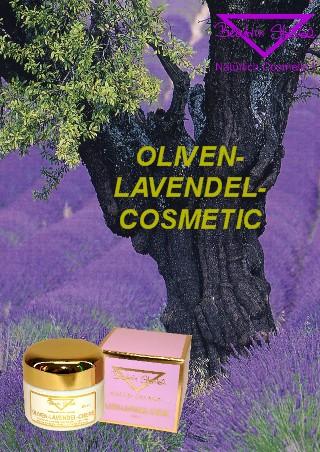 OLIVE-LAVENDEL SUPER-ANGEBOT GESICHT