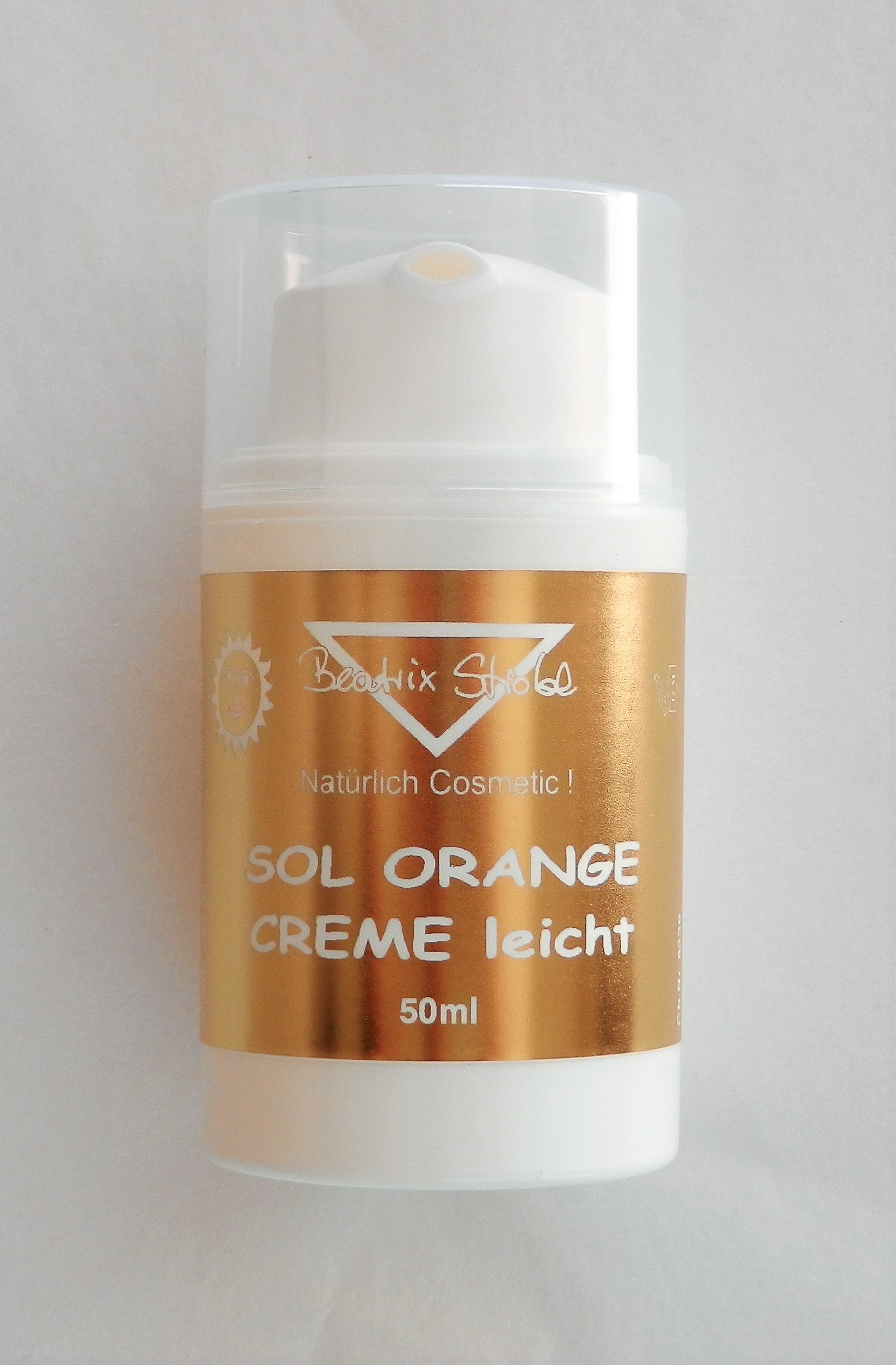 SOL ORANGE CREME PACKUNG / SOL ORANGE CREME LEICHT