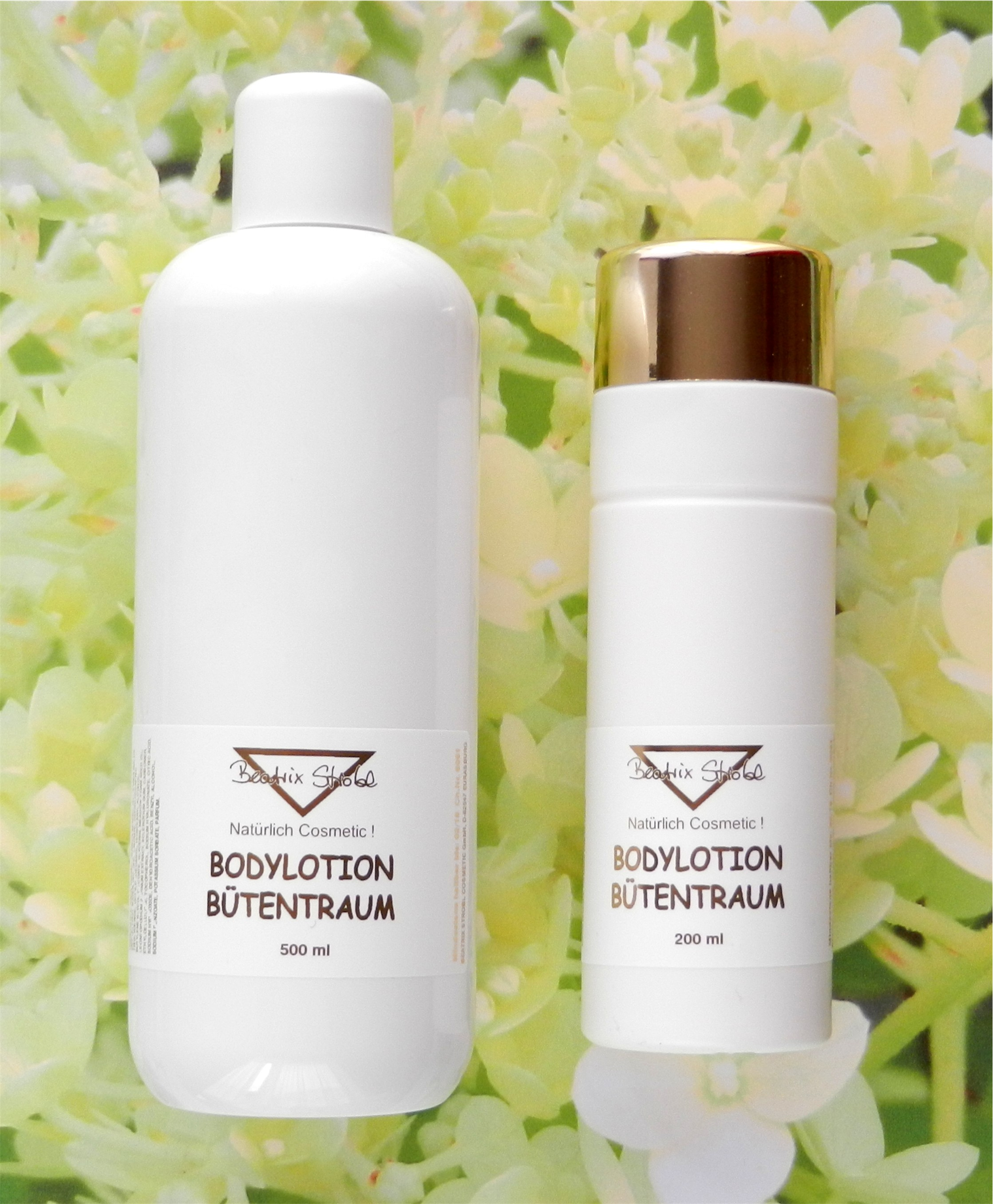 Blütentraum Bodylotion