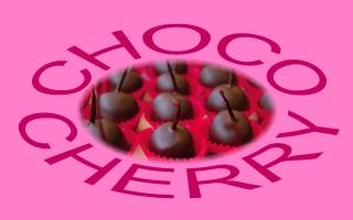 CHOCO CHERRY KABINEN-SET GESICHT