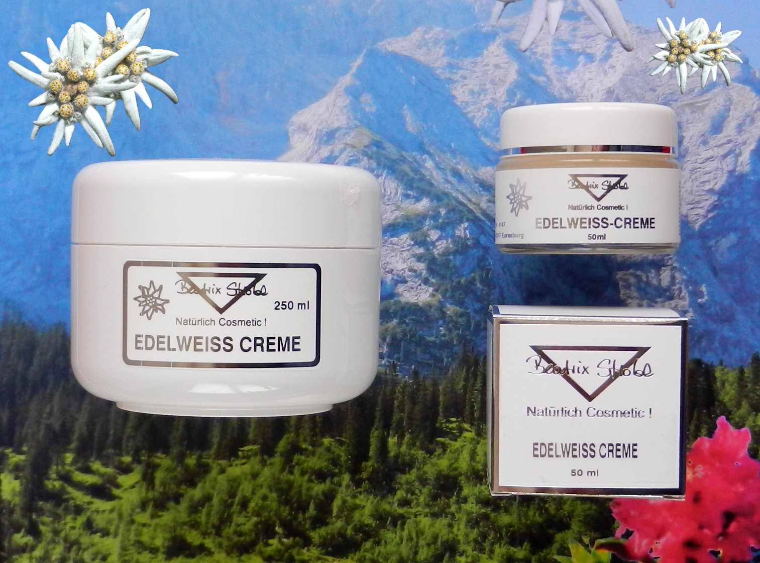 EDELWEISS CREME