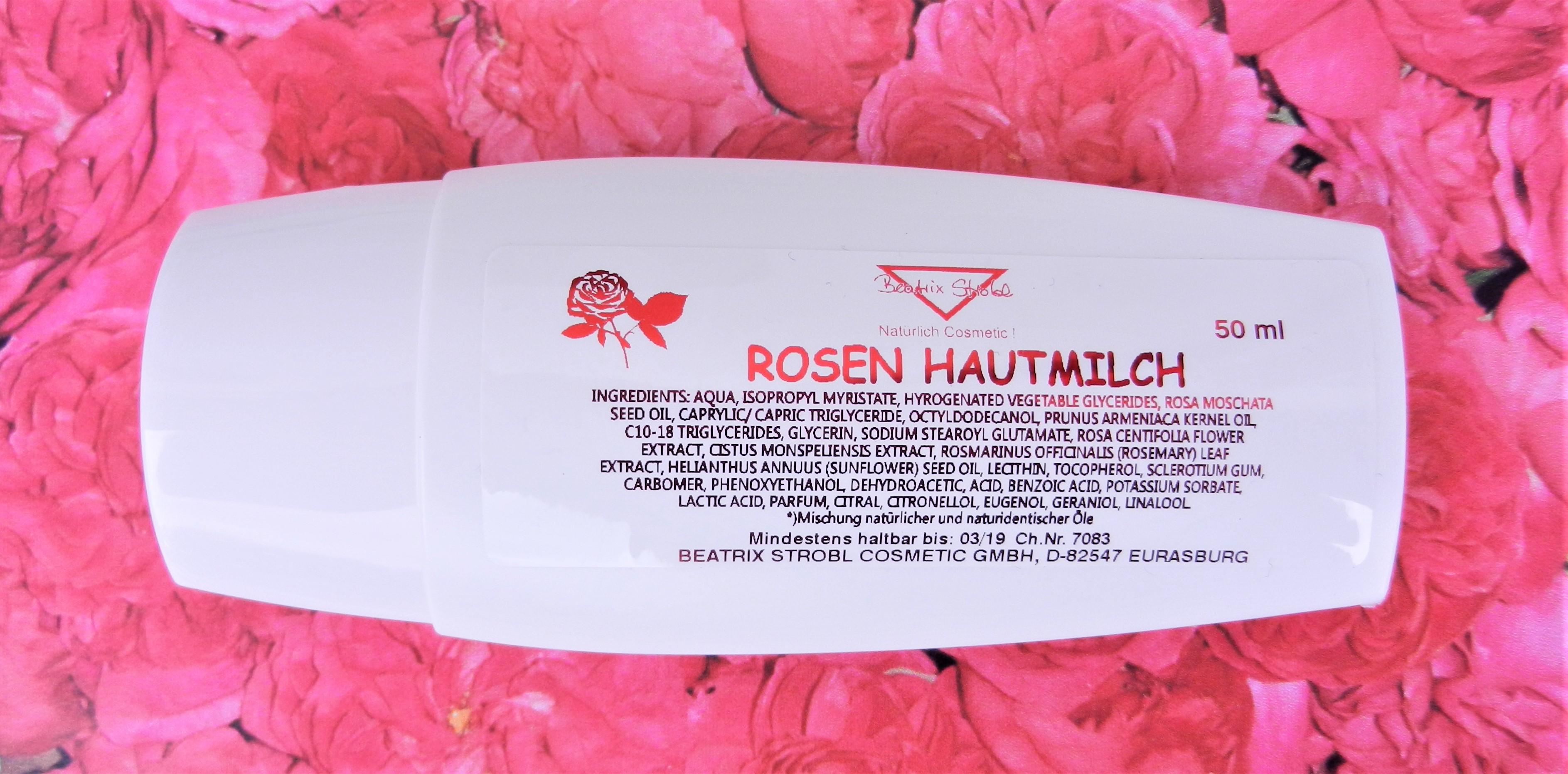 ROSEN HAUT MILCH