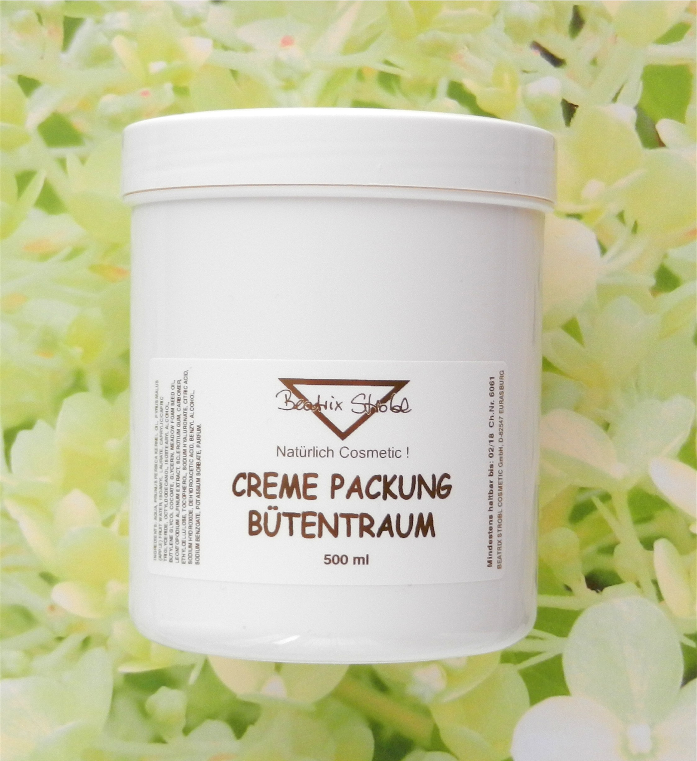Blütentraum Creme leicht / Packung